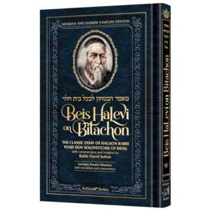 BEIS HALEVI ON BITACHON
