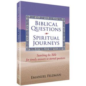 BIBLICAL QUESTIONS SPIRITUAL JOURNEYS