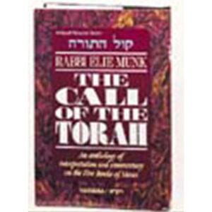 CALL OF THE TORAH: SH'MOS [R' Munk]