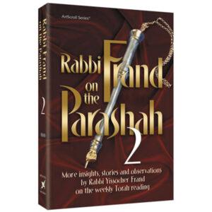 FRAND ON THE PARASHAH 2
