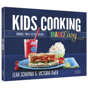 KIDS COOKING MADE EAZY S/C