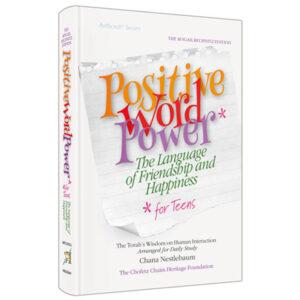 POSITIVE WORD POWER TEENS POCKET P/B S/C