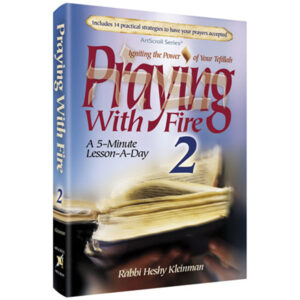 PRAYING WITH FIRE Vol 2