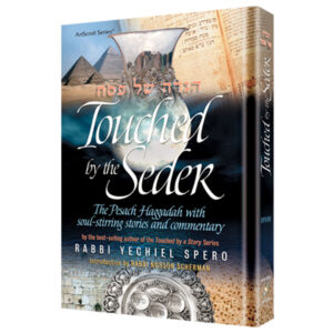 TOUCHED BY THE SEDER