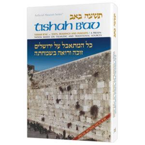 TISHAH B'AV [Holiday Series]