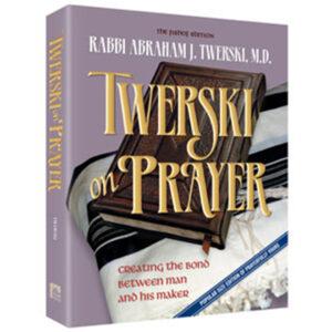 TWERSKI ON PRAYER