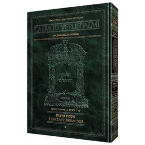 Pesachim Vol 1 [Yerushalmi] Schott Ed