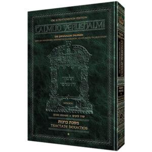 Pesachim Vol 2 [Yerushalmi] Schott Ed