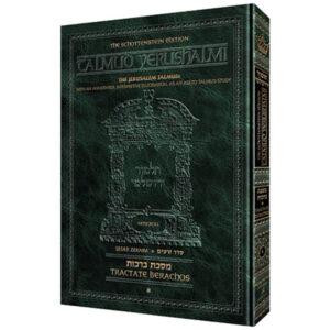 Sanhedrin Vol 1 [Yerushalmi] Schott Ed