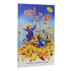 GLAD TO BE ME- LAMINATED